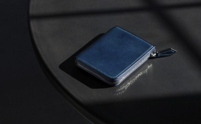 青い財布メンズ用オススメ