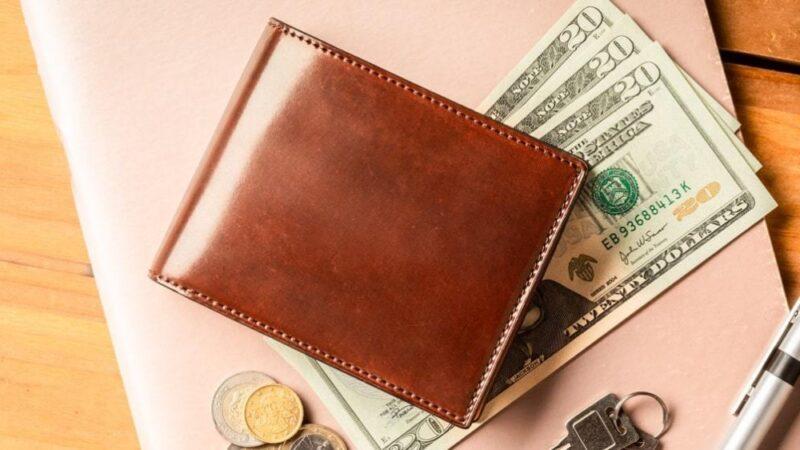 カード収納が多いオススメの二つ折り財布