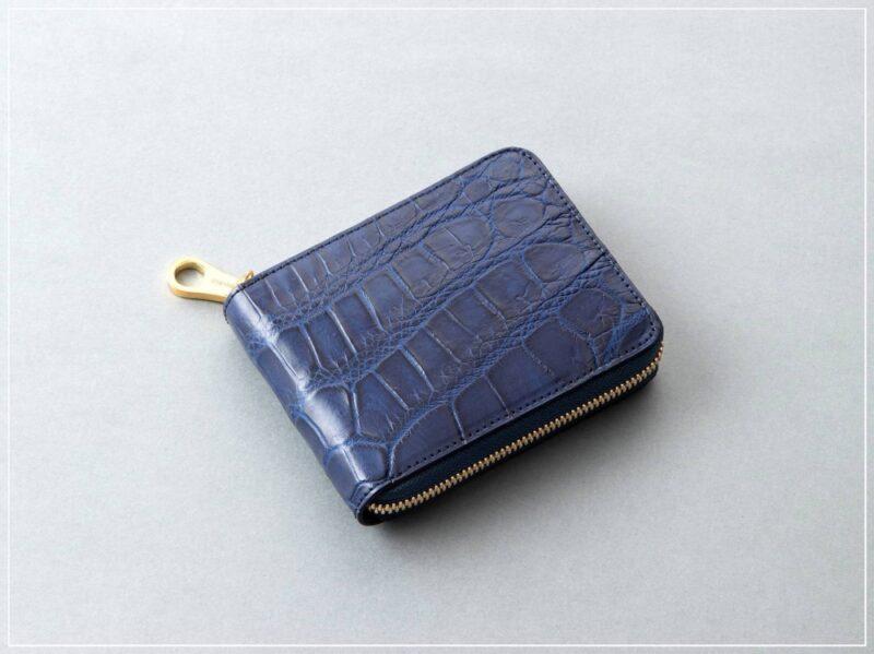 CIMABUE(チマブエ)藍染めクロコダイルシリーズ