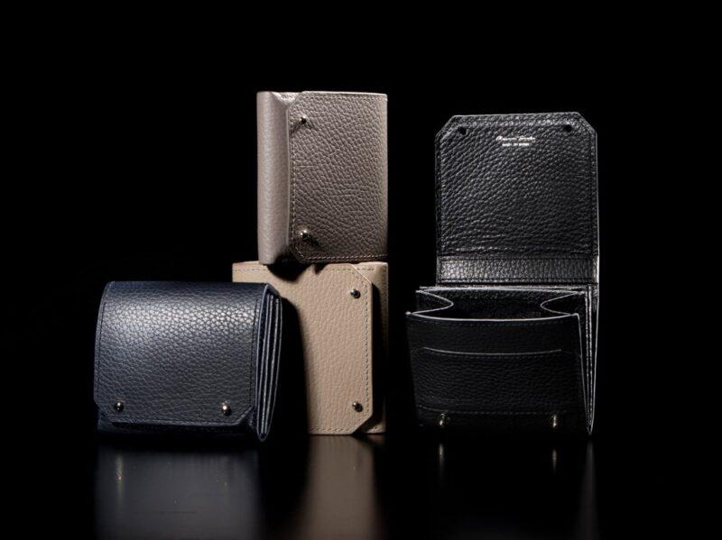 MASAMI TANAKA・Adria Leather Bill Fold Wallet(アドリアレザー二つ折り財布)