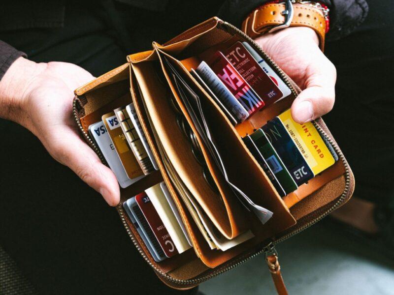 SMITH「カードが立つ」日本製栃木レザー長財布(ルバート&コー)