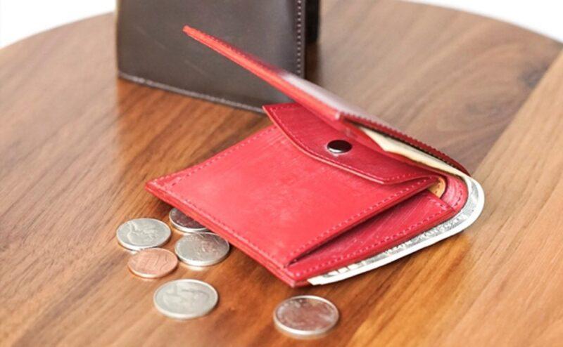 ベーシックスミニ財布(ファイブウッズ)