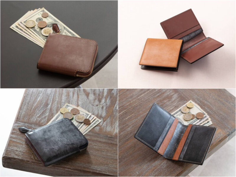 otohaci(オトハチ)の各種財布