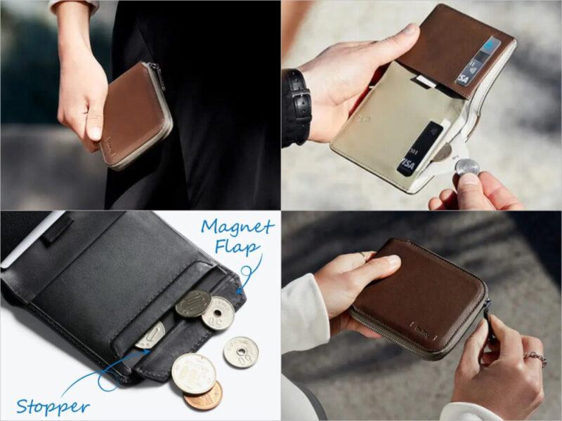 ベルロイの各種財布