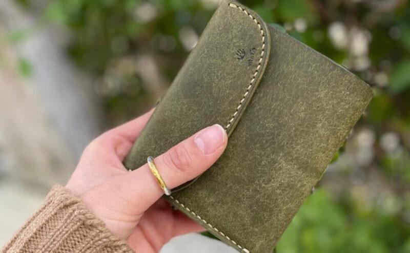 女性にも似合うメンズ(紳士)財布