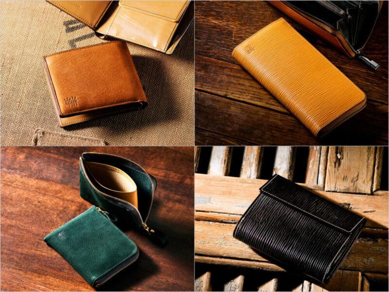 COCOMEISTER(ココマイスター)・グッドオールドコレクション/ジョリーロジャーコレクションの各種財布
