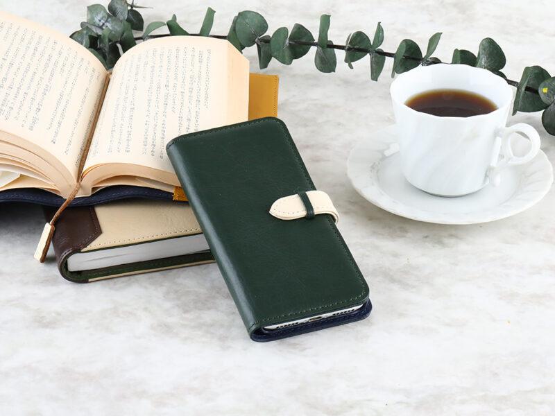 スマートフォンケース手帳型・ジョッゴ