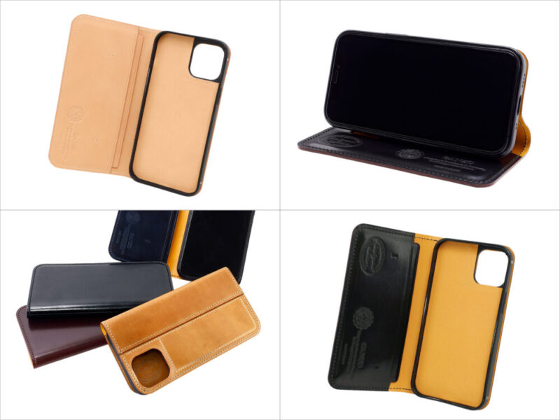 iPhone case(アイフォーンケース)の各部