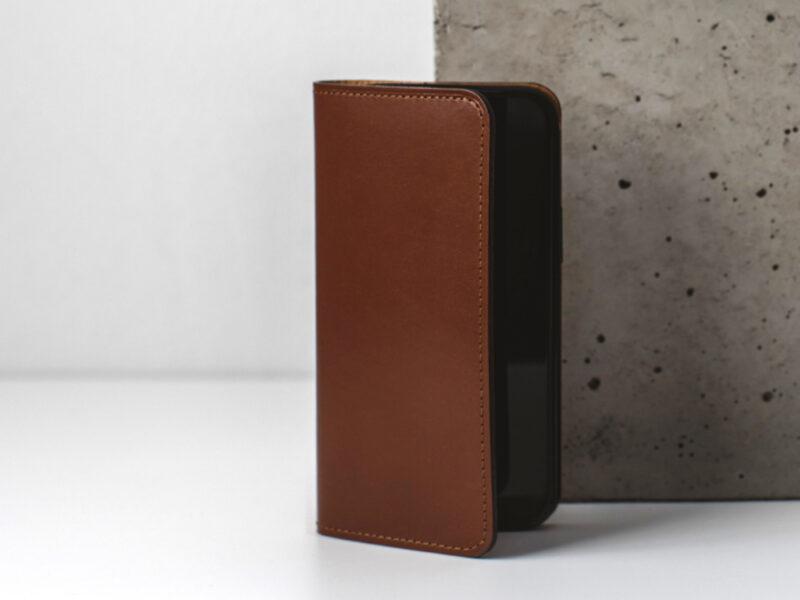 iPhone case(アイフォーンケース)・GANZO